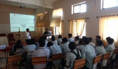 Guest Lecture on CoEDAS through Hyper Works Software - 08-02-17