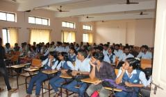 Orientation Programme to new volunteers  by NSS