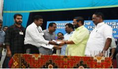 Contribution to CM's Distress Relief Fund