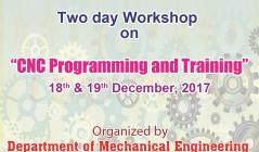 Two day Workshop on