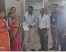 MoU with CADCENTER Indian Educational Enterprises Pvt.